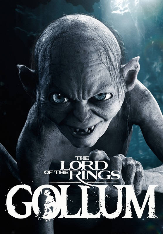 Обложка игры The Lord of the Rings: Gollum