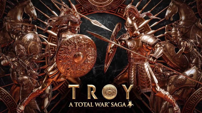 Более 1 миллиона загрузок Total War Saga: Troy в Epic Games Store