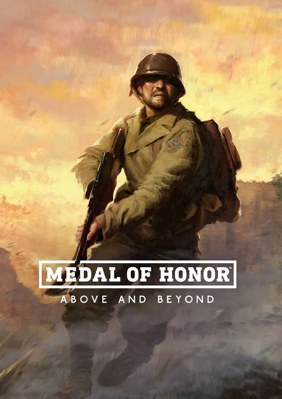 Обложка игры Medal of Honor: Above and Beyond