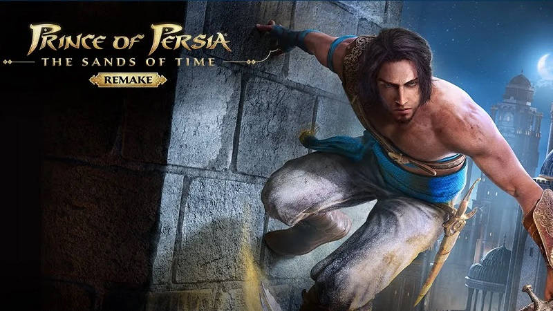 Новая дата выхода Prince of Persia: The Sands of Time Remake