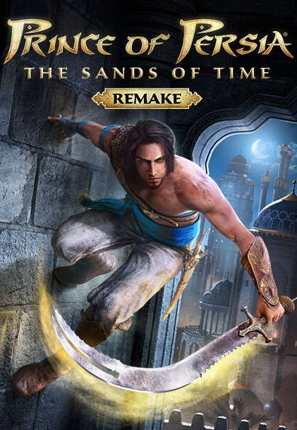Обложка игры Prince of Persia: The Sands of Time Remake