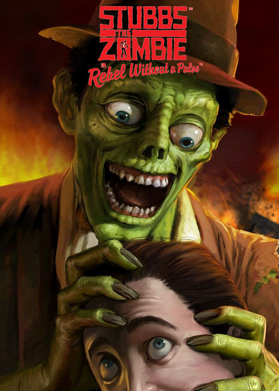 Обложка игры Stubbs the Zombie in Rebel without a Pulse