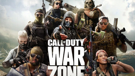 В Call of Duty: Warzone начался третий сезон