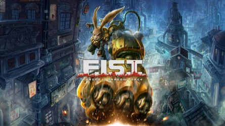 Трейлер к выходу F.I.S.T.: Forged in Shadow Torch на консоли PS4 и PS5