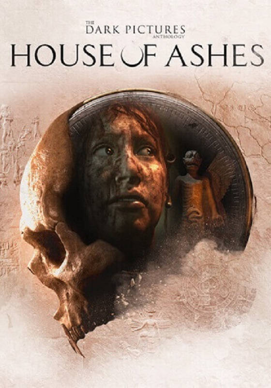 Обложка игры The Dark Pictures Anthology: House of Ashes