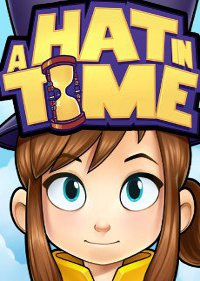 Обложка игры A Hat in Time