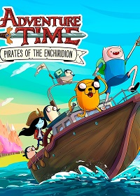 Обложка игры Adventure Time: Pirates of the Enchiridion