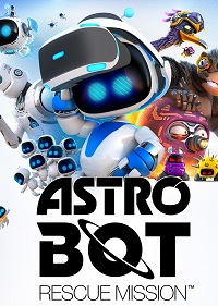 Обложка игры Astro Bot Rescue Mission