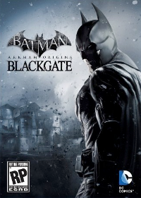 Обложка игры Batman: Arkham Origins Blackgate