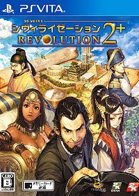 Обложка игры Civilization Revolution 2 Plus