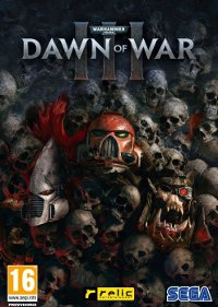Обложка игры Warhammer 40.000: Dawn of War III