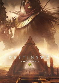 Обложка игры Destiny 2 – Expansion I: Curse of Osiris