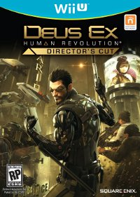 Обложка игры Deus Ex: Human Revolution Director's Cut