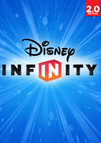 Обложка игры Disney Infinity: Marvel Super Heroes — 2.0 Edition