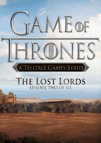 Обложка игры Game of Thrones: Episode 2 — The Lost Lords