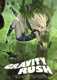 Обложка игры Gravity Rush Remastered