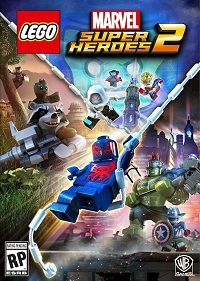 Обложка игры LEGO Marvel Super Heroes 2