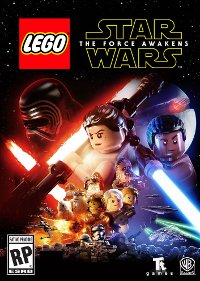 Обложка игры Lego Star Wars: The Force Awakens