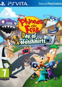Скриншоты Phineas and Ferb: Day of Doofenshmirtz