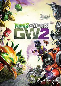 Обложка игры Plants vs. Zombies: Garden Warfare 2
