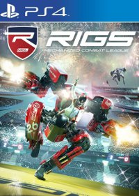 Обложка игры RIGS Mechanized Combat League