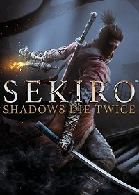 Обложка игры Sekiro: Shadows Die Twice