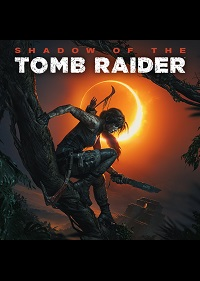 Обложка игры Shadow of the Tomb Raider