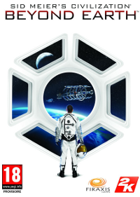 Обложка игры Sid Meier's Civilization: Beyond Earth