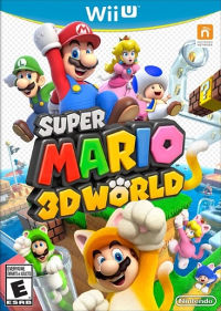 Скриншоты Super Mario 3D World
