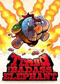 Обложка игры Tembo the Badass Elephant