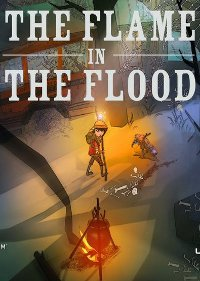 Обложка игры The Flame in the Flood
