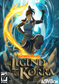 Скриншоты The Legend of Korra
