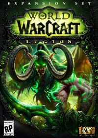 Обложка игры World of Warcraft: Legion