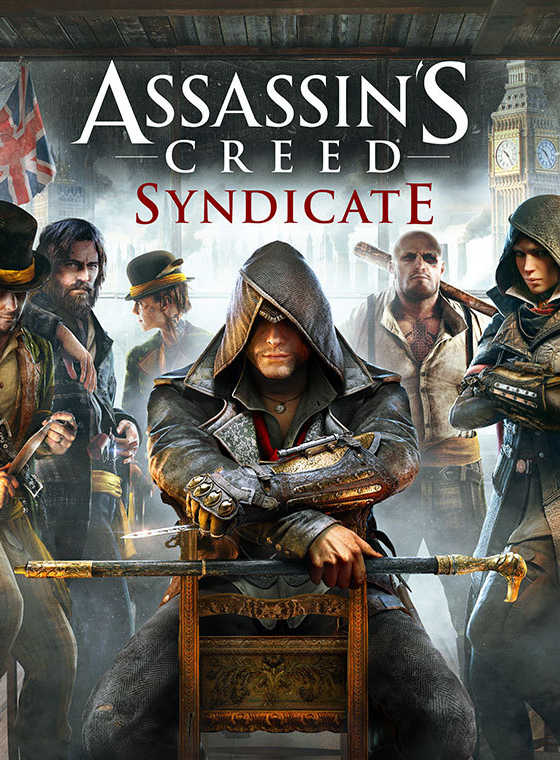 Обложка игры Assassin's Creed Syndicate