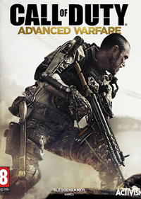 Обложка игры Call of Duty: Advanced Warfare
