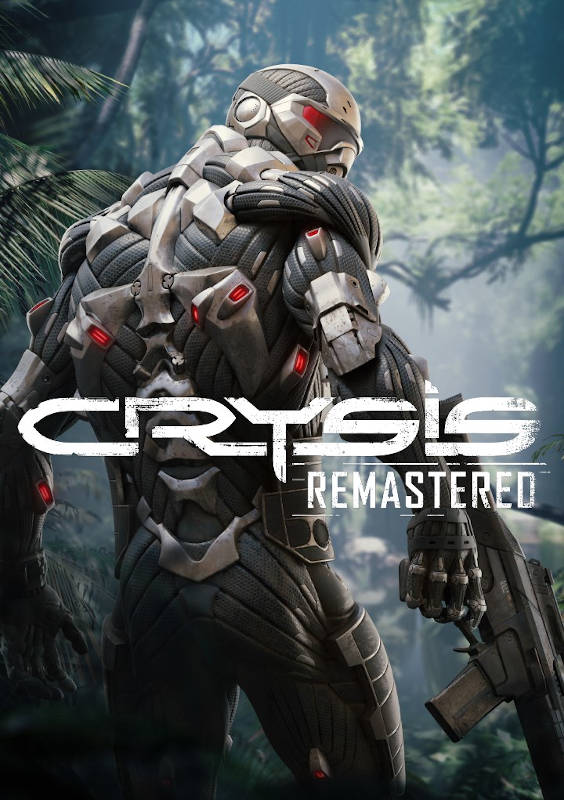 Обложка игры Crysis Remastered (Switch)