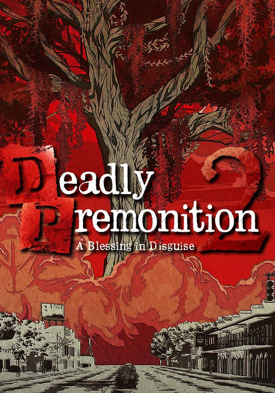 Обложка игры Deadly Premonition 2: A Blessing in Disguise