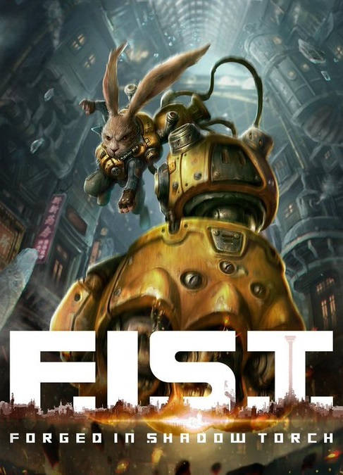 Обложка игры F.I.S.T.: Forged in Shadow Torch
