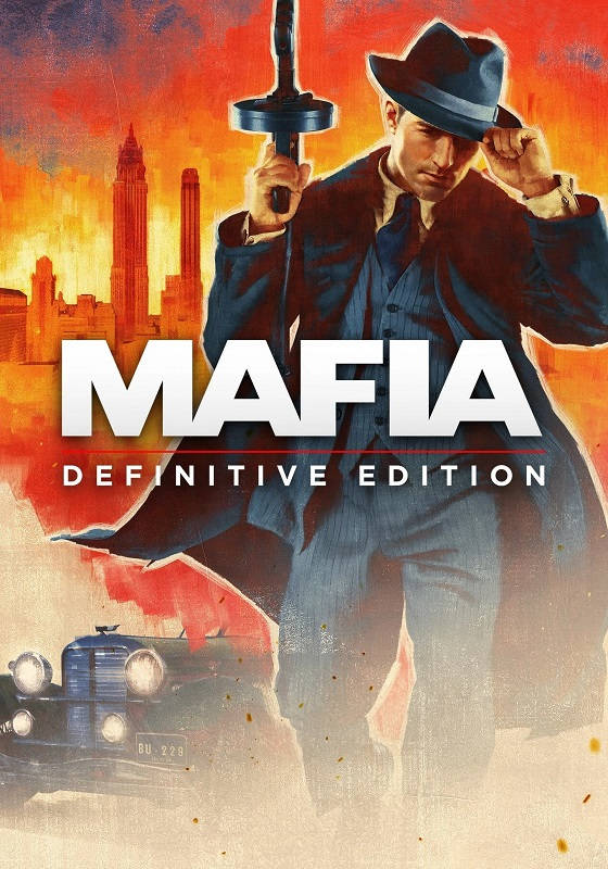 Обложка игры Mafia: Definitive Edition