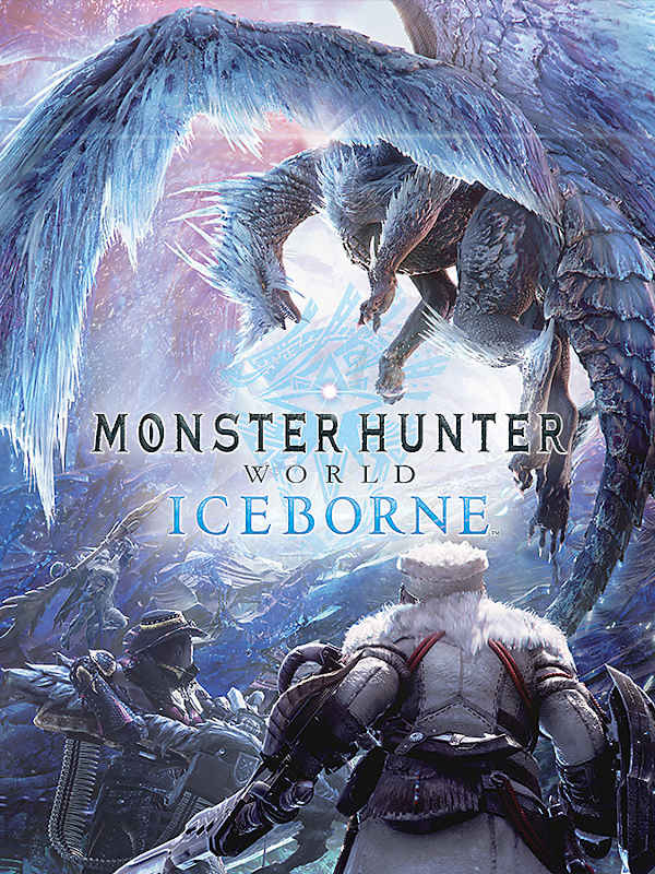 Обложка игры Monster Hunter World: Iceborne
