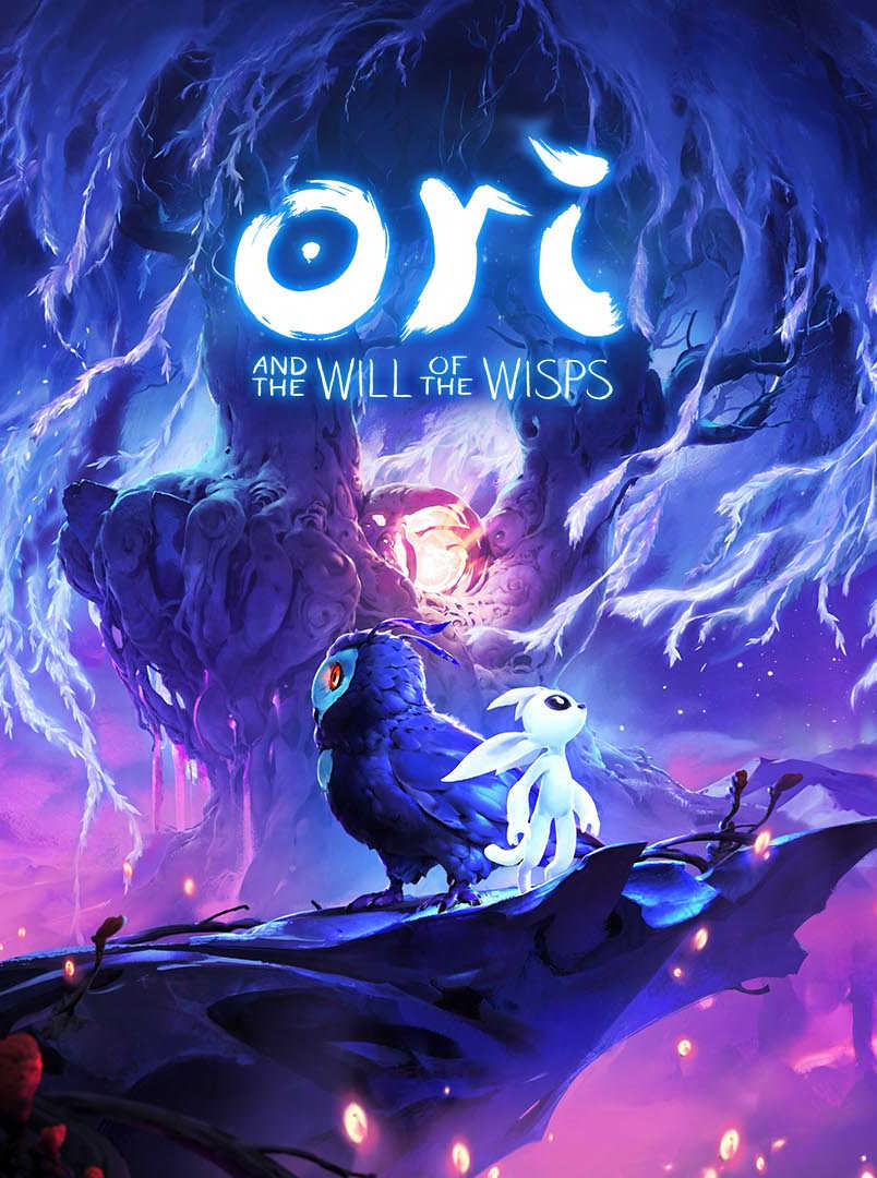 Обложка игры Ori and the Will of the Wisps