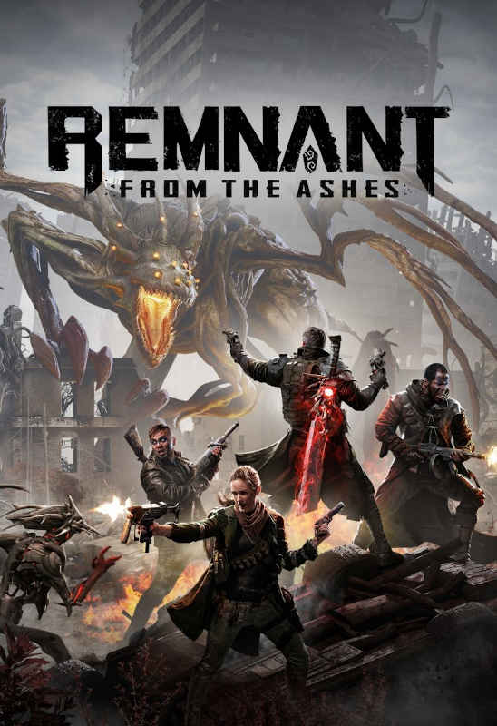 Обложка игры Remnant: From the Ashes