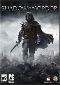 Обложка игры Middle-earth: Shadow of Mordor