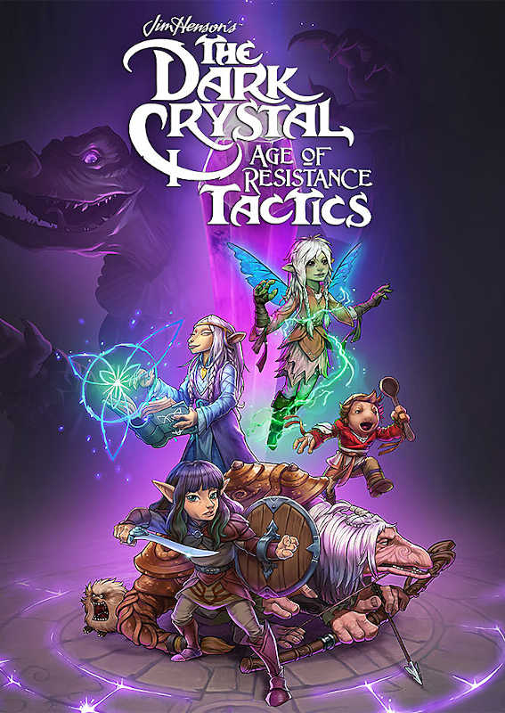 Обложка игры The Dark Crystal: Age of Resistance Tactics