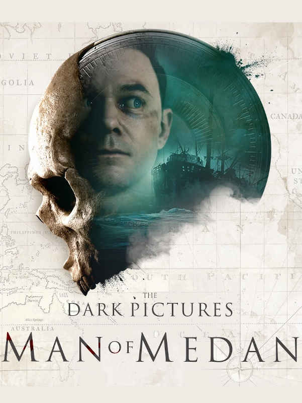 Обложка игры The Dark Pictures: Man of Medan