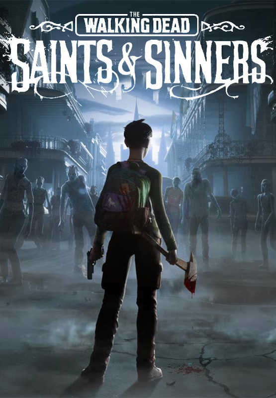 Обложка игры The Walking Dead: Saints & Sinners