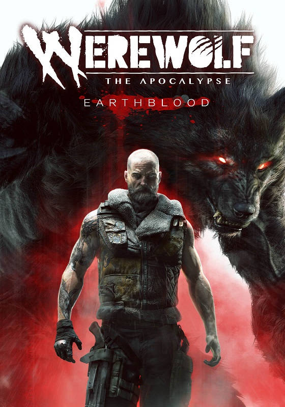 Обложка игры Werewolf: The Apocalypse — Earthblood