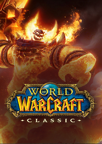 Обложка игры World of Warcraft Classic